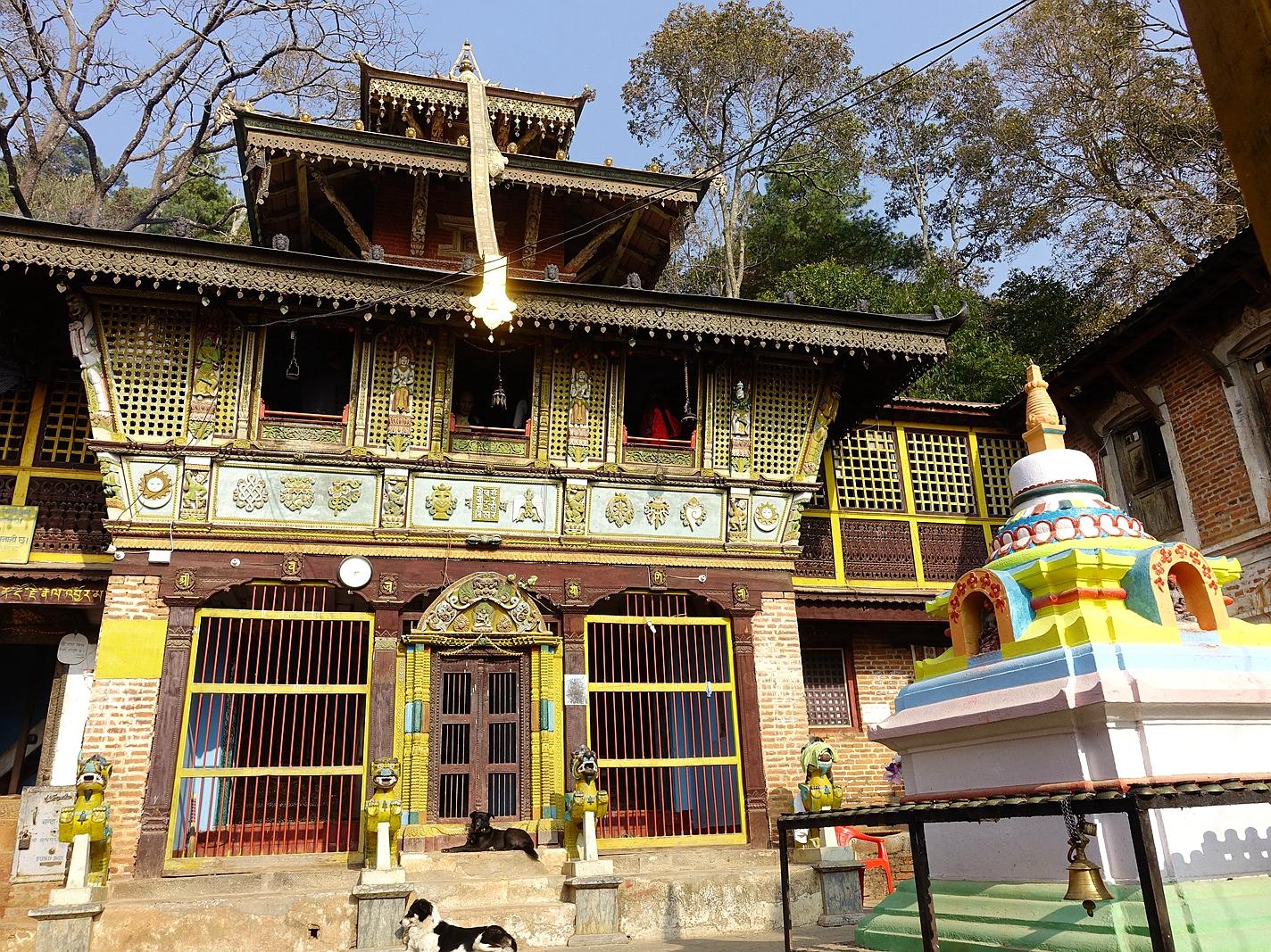 尼泊爾帕賓-金剛亥母道場