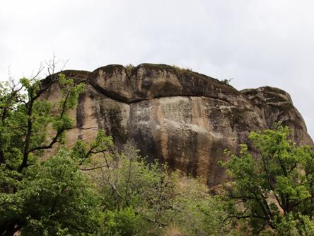 巴基斯坦史瓦特山谷-蓮師誕生地