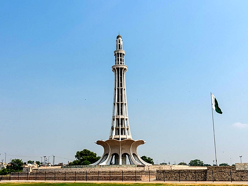 巴基斯坦拉合爾-獨立塔