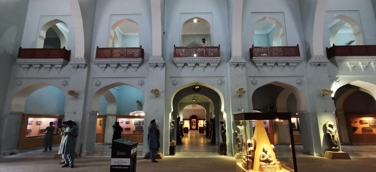 巴基斯坦-白沙瓦博物館 Peshawar Museum