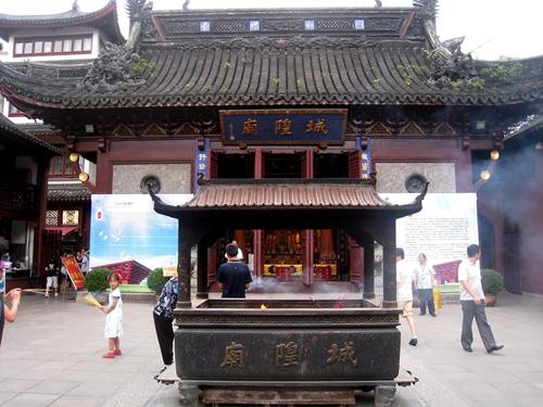 上海-城隍廟