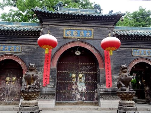 山西太原-崇善寺