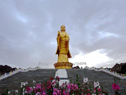 甘肅敦煌-三危山