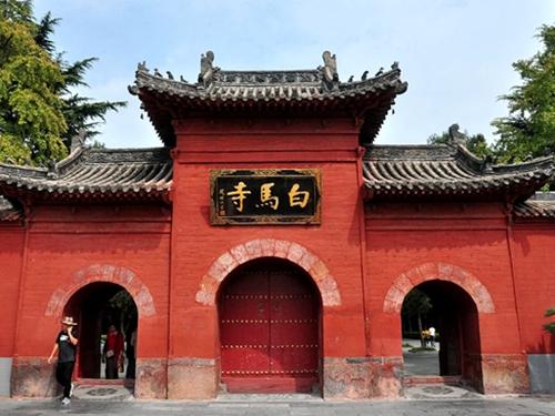 河南洛陽-白馬寺