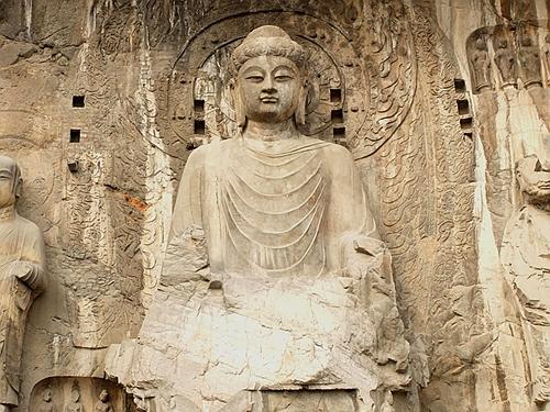 河南洛陽-龍門石窟