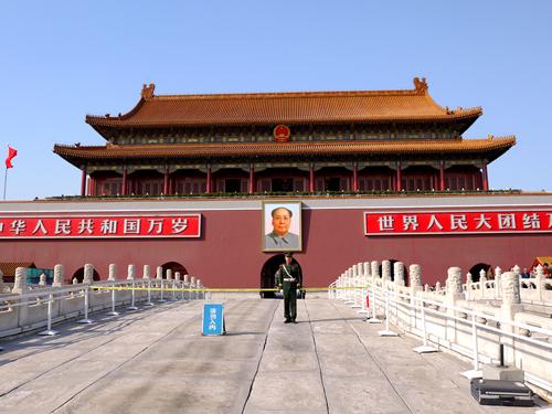 北京東城-天安門廣場