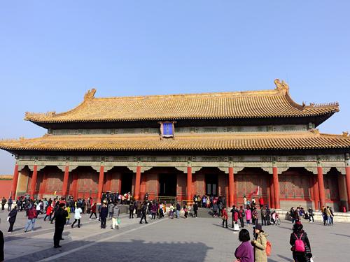 北京故宮-紫禁城