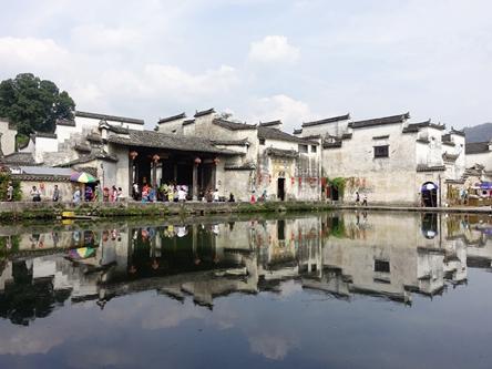 安徽黃山-宏村