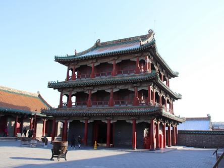 東北瀋陽-故宮