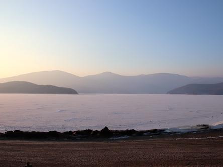 黑龍江牡丹江-鏡泊湖