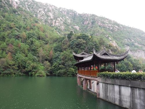 浙江台州-瓊台仙谷