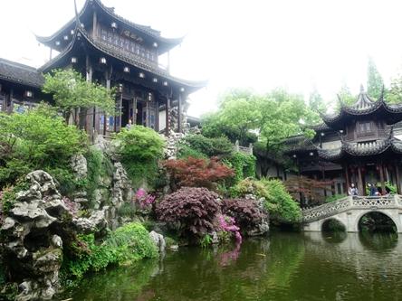 浙江杭州-胡雪巖故居