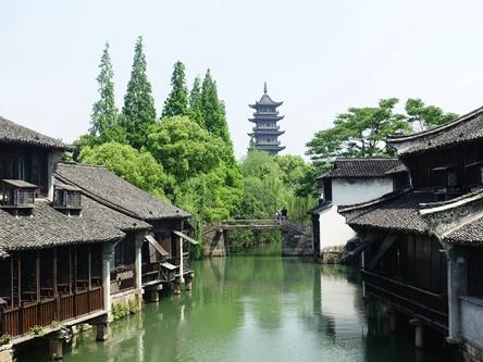 浙江桐鄉-烏鎮