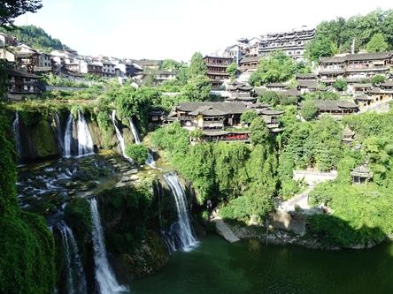 湖南湘西-芙蓉古鎮