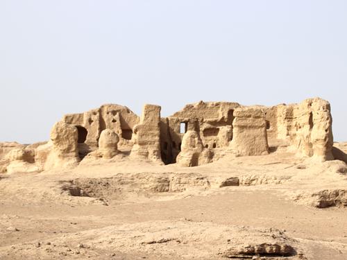 新疆吐魯番-交河故城