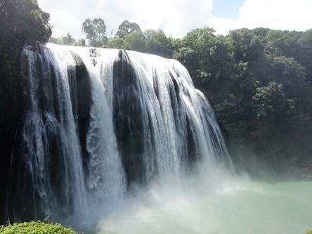 貴州安順-黃果樹瀑布