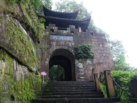 重慶合川-釣魚城