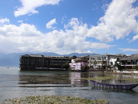 雲南大理-雙廊古鎮