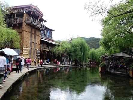 雲南麗江-束河古鎮