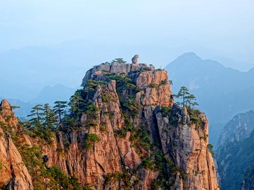 安徽黃山-北海景區