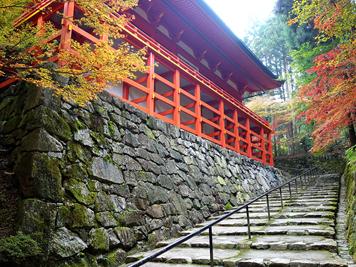 比叡山 - 橫川中堂.元三大師堂.四季講堂.琵琶湖