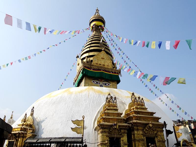 印度佛陀八大聖地~佛陀足跡~尼泊爾蓮師聖地+喜馬拉雅群山16日