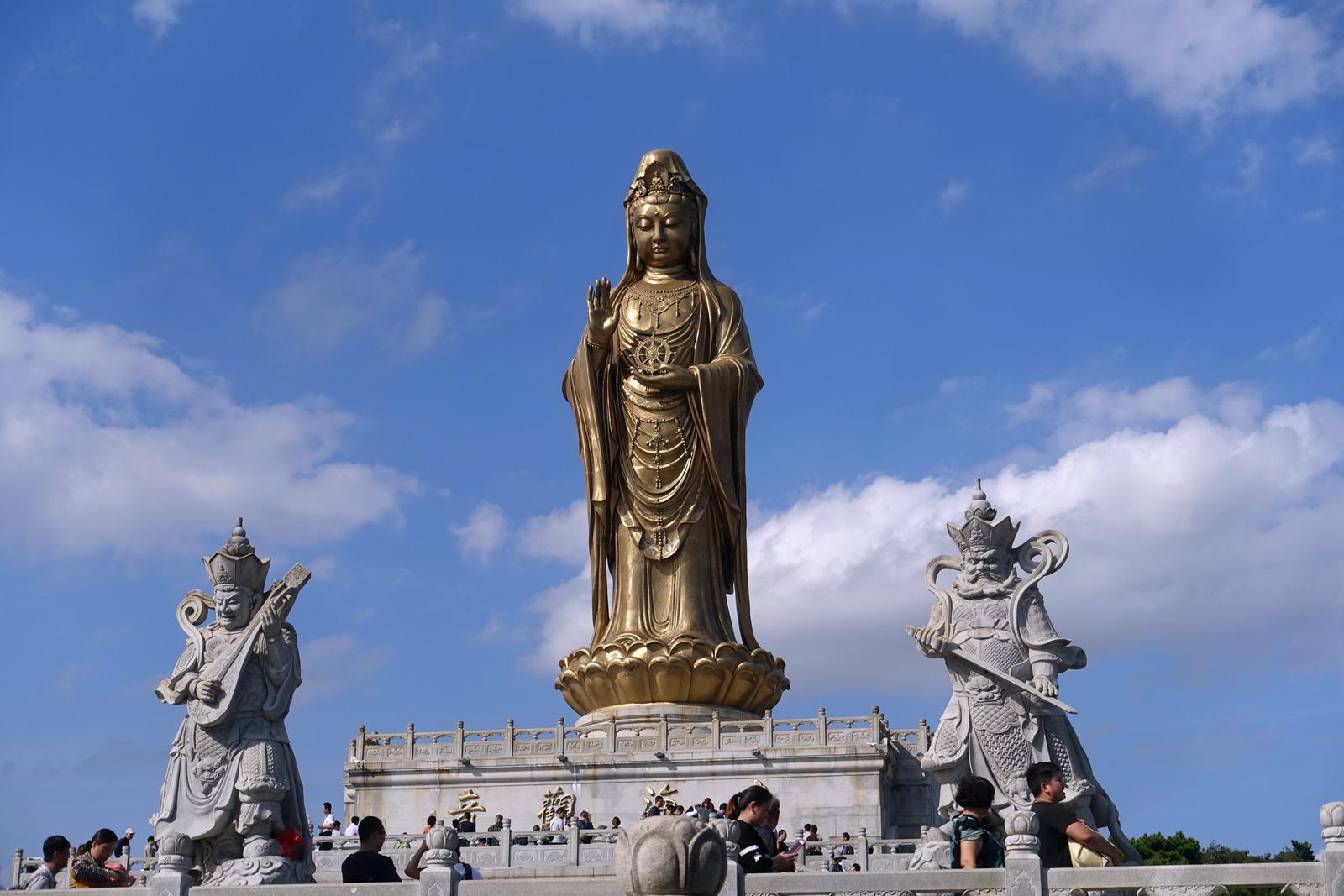 南海普陀山~觀音菩薩~不肯去觀音院~杭州西湖~烏鎮8日