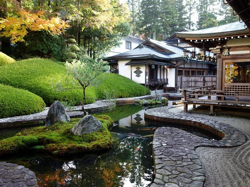 日本高野山+比叡山+京都奈良朝聖5日