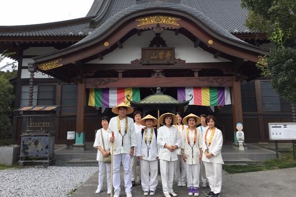 日本百觀音~秩父三十四所觀音靈場+東京20日