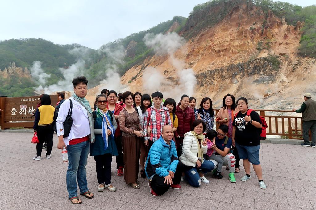 北海道洞爺湖~小樽散策~富良野~層雲峽溫泉5日