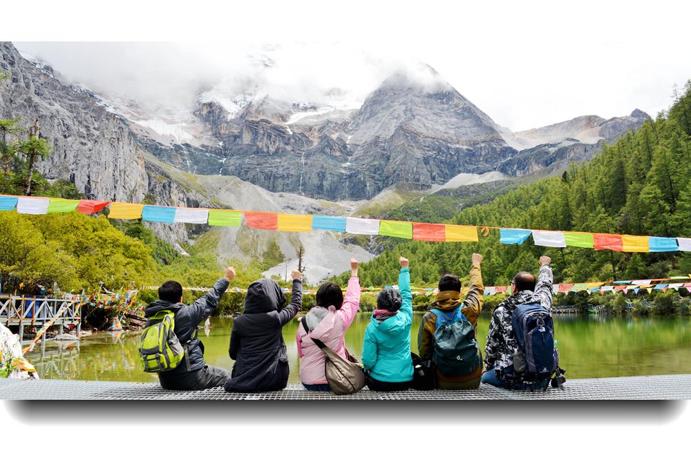 西藏布達拉宮.珠峰大本營.四川雲南稻城亞丁+卡瓦格博轉山18日